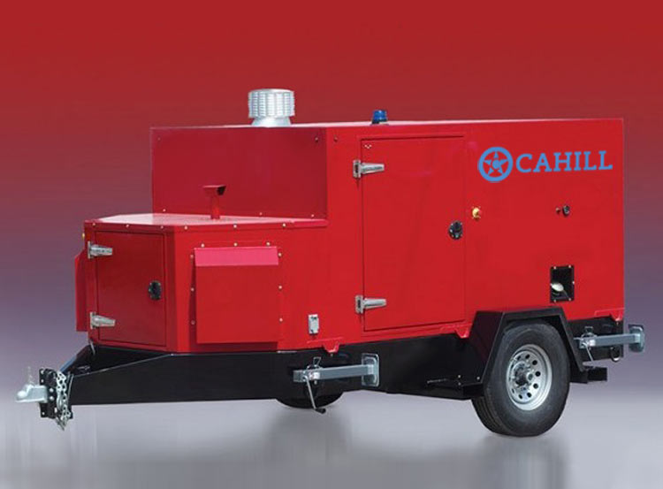 Cahill Glycol Heater